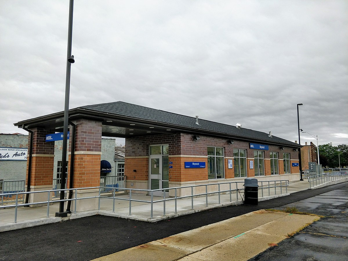 Maywood Station Wikipedia