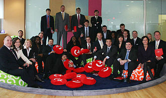 Terry College of Business - Terry MBA's on an International Business program trip to China
