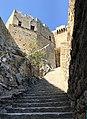 Medieval gate of the acropolis of Lindos 2.jpg