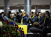 Meeting Bodies of Ukrainian Citizens from PS752 in Boryspil International Airport 44.jpg