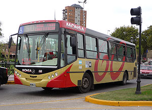 Colectivo - Latest generation colectivo