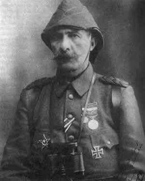 Mehmet Esat Bülkat - Mehmed Esad Pasha in 1915