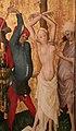 Meister francke, altare di santa barbara, amburgo 1420 circa, dalla chiesa di kalanti, 06 flagellazione 4.JPG