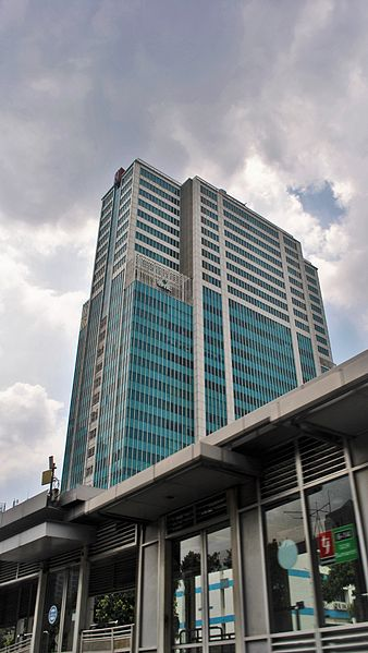 A private hospital in Jakarta