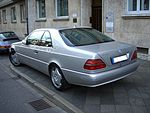 Mercedes-Benz CL600 C140 1991-1998 backleft 2008-04-18 U.jpg