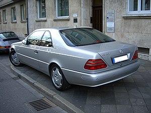 Mercedes-Benz CL-Class - Mercedes-Benz CL 600