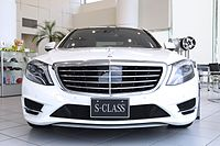 Mercedes-benz S400h Exclusive AMG Line by Front (White).jpg