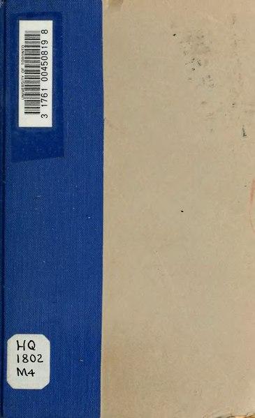 File:Mercier - La Condition de la femme musulmane dans l'Afrique septentrionale, 1895.djvu