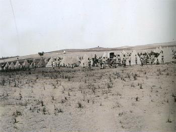 Mesopotamian campaign 6th Army field HQ