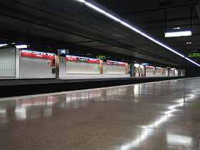 Image illustrative de l'article Bellvitge (métro de Barcelone)