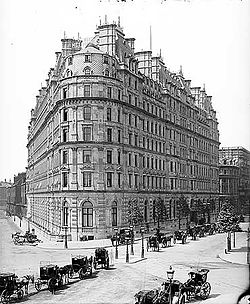 Hotels Northumberland Avenue London