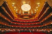 Magnificent Metropolitan Opera House Lincoln Center Wikipedia Home Interior And Landscaping Analalmasignezvosmurscom
