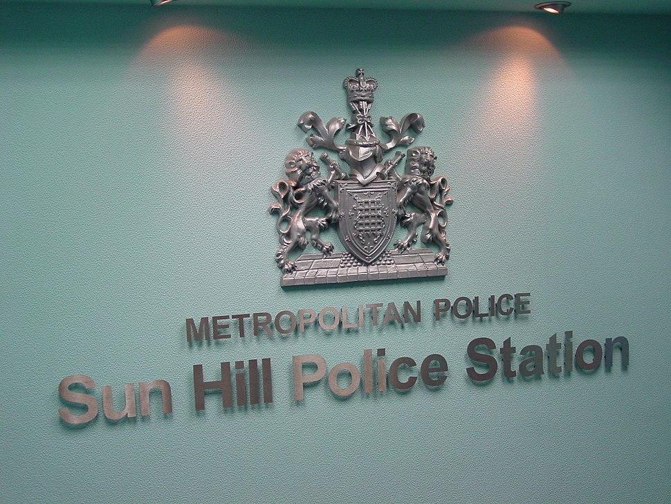 Metropolitan Police Sun Hill