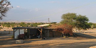 Ir Ovot Place in Southern, Israel