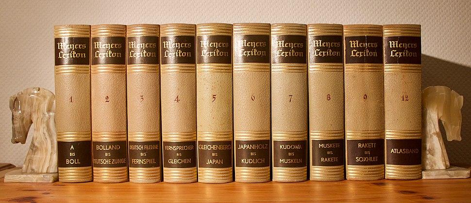 Meyers Lexikon (1936–1942)