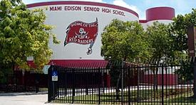 Miami Edison Sr High.jpg