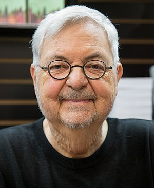 Michel Tremblay - Michel Tremblay at the Salon du livre de Montréal (2017)
