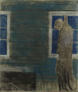 Mikalojus Konstantinas Ciurlionis - FUNERAL SYMPHONY (VII) - 1903, Varsuva