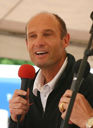 Mike Riley - Riley in 2010