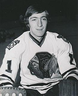 Mike Veisor Canadian ice hockey player