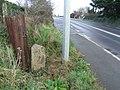 Milestone south of Ashbourne, Co. Meath - geograph.org.uk - 1205631.jpg