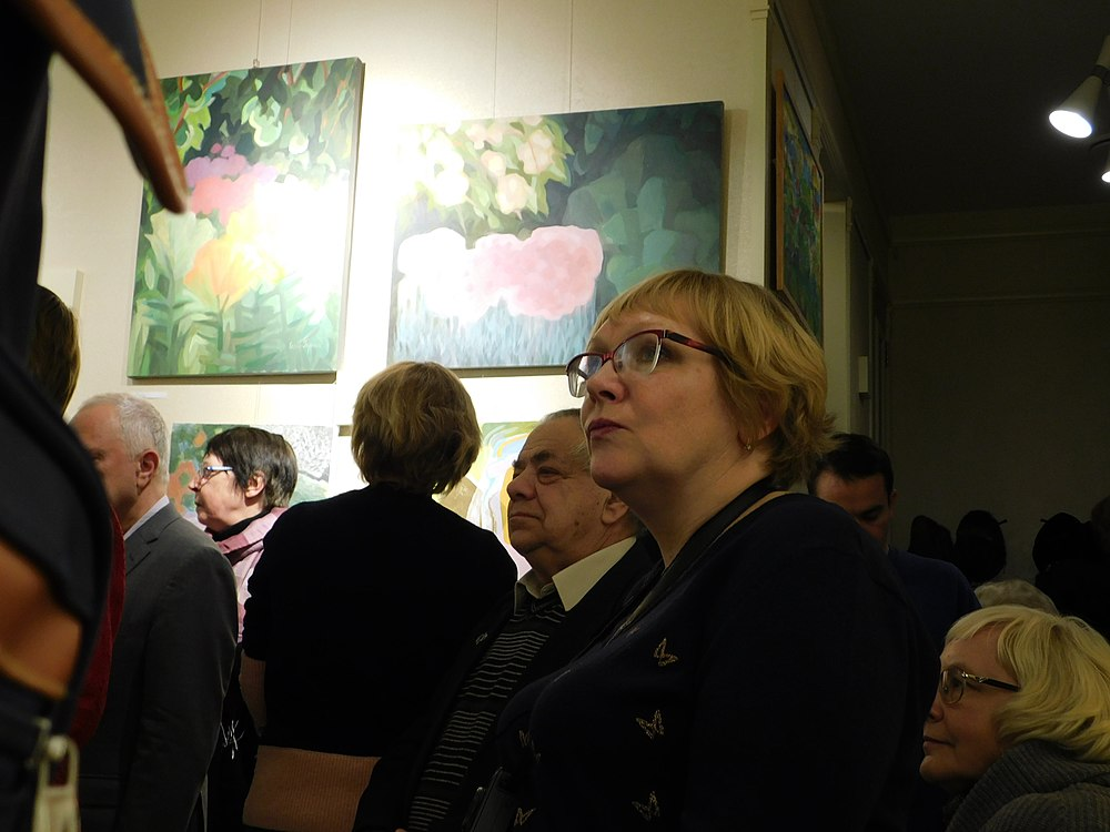 Minima gallery opening (Green collisions; 2018-12-01) 42.jpg