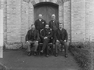Minister and deacons of Trinity Chapel (CM), San Cler