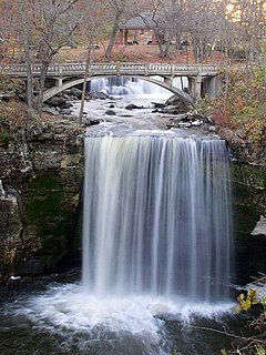 Minneopa State Park United States historic place