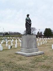 Minnesota monument -- Nashville National Cemetery