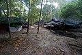 Mirador camp, our hammocks on left (3266728216).jpg