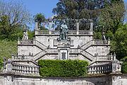 Mirador da Alameda. Santiago de Compostela. Galiza 2013.jpg
