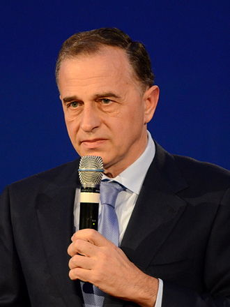 2008 Romanian legislative election - Image: Mircea Geoană (5)