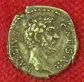 Monetiere di fi, moneta romana imperiale, lucio elio.JPG