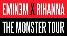 Description de l'image Monster Tour Rihanna Eminem.jpg.