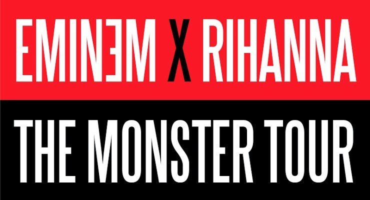 Monster Tour Rihanna Eminem