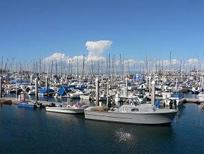 Hafen von Monterey