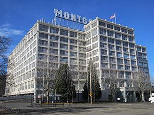 Montgomery Park (Portland, Oregon) - Montgomery Park in 2012, east façade