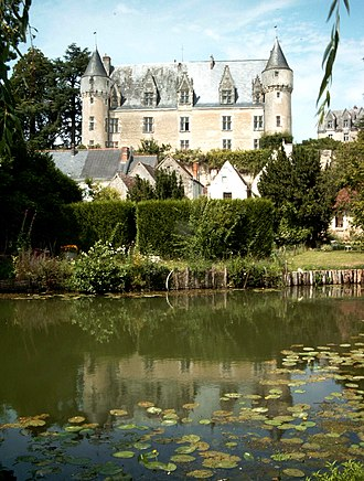 Château de Montrésor - The Château de Montrésor