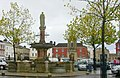 Monument and Fountain, Market Square, Devizes - geograph.org.uk - 1022953.jpg