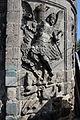 Monumento a los españoles caídos en 1520 en Tlaltecayohuacan - Templo de San Hipólito 01.JPG