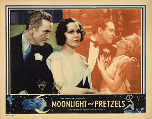 Moonlight and Pretzels - Lobby card for Moonlight and Pretzels