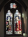 More and Fisher window, West Grinstead RC church.jpg