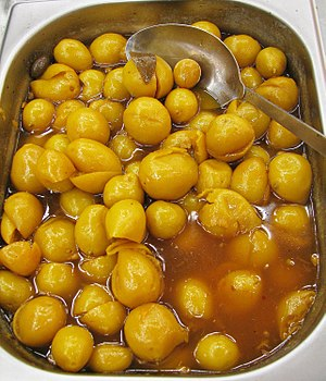 Cuisine of the Sephardic Jews - Moroccan-style pickled lemons