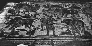 Villa Romana del Casale - Big Game Hunt mosaic