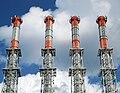 Moscow, Bolshaya Pereyaslavskaya 18 chimneys Aug 2008 05.JPG