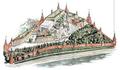 Moscow Kremlin map - Beklemishevskaya Tower.png