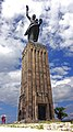 Mother Armenia in Gyumri.jpg