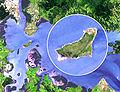 Motu Matakohe Island close to Whangarei New Zealand.jpg