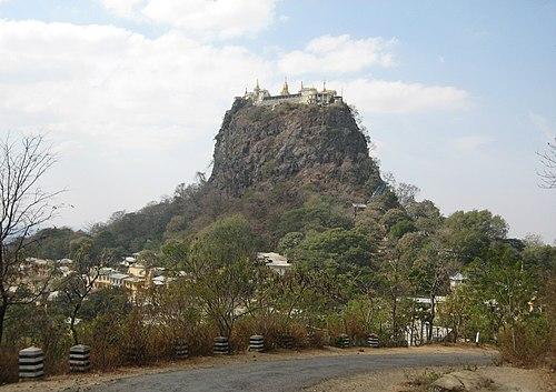 Mount Popa 13