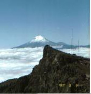 Geography of Mexico - Pico de Orizaba is the third highest peak in North America and highest in Mexico.